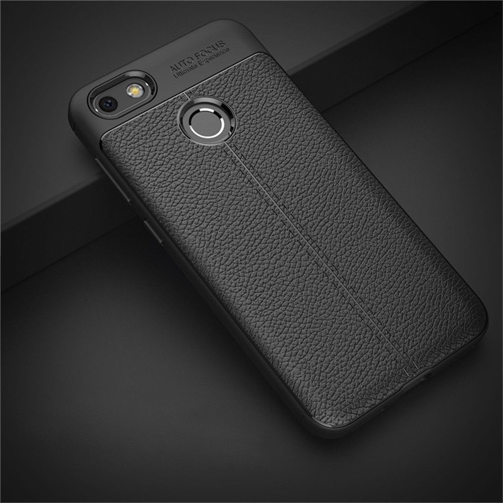 Huawei Honor 7X Luxury Shockproof Auto Focus Design Soft TPU Back Cover