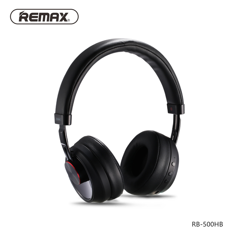 Remax Bluetooth Headphone with Microphone - RB-500HB