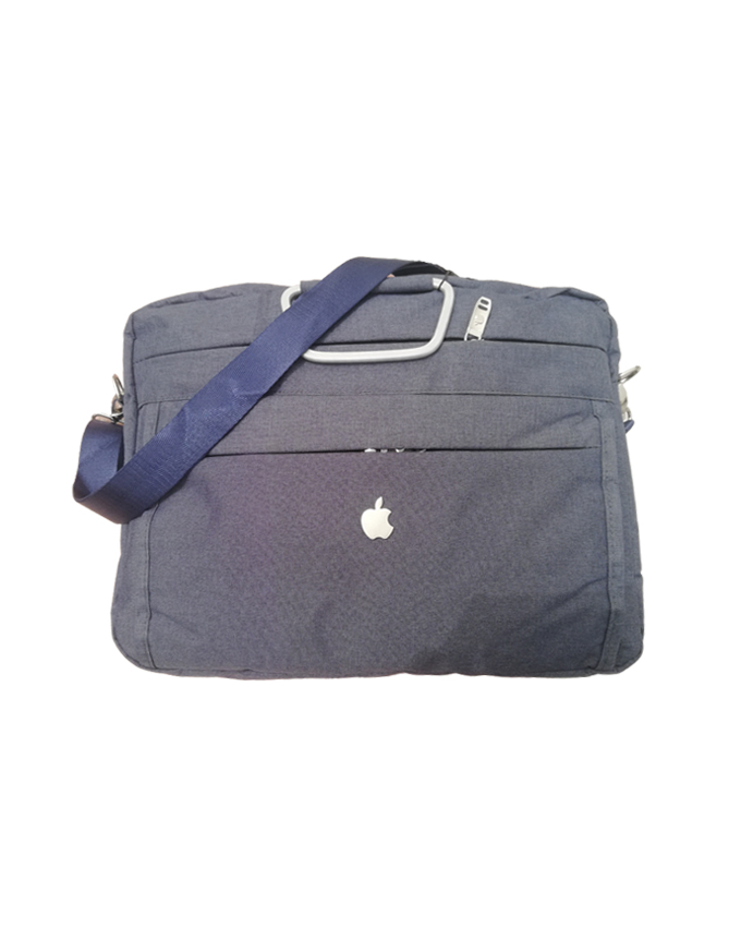 Frosted Fabric Macbook Bag 13.3 Air/Pro/Retina/Touch Bar - Grey
