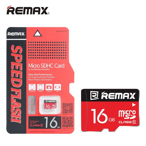 Remax 16 GB TF Card 3.0 Class 10