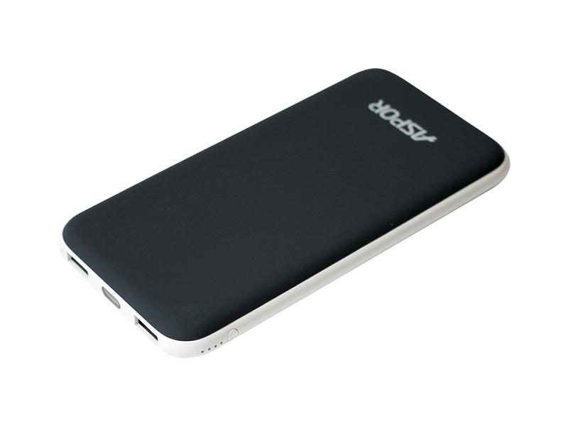 Aspor 12000mAh Digital LCD Powerbank (A386)