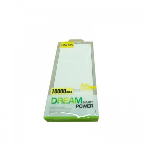 Aspor Dream Smart Slim 10000mAh Power Bank
