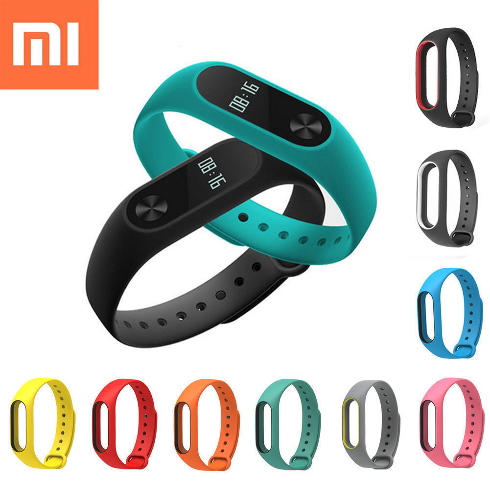Xiaomi Mi Band 2 Wristband Strap Replacement - Only Strap