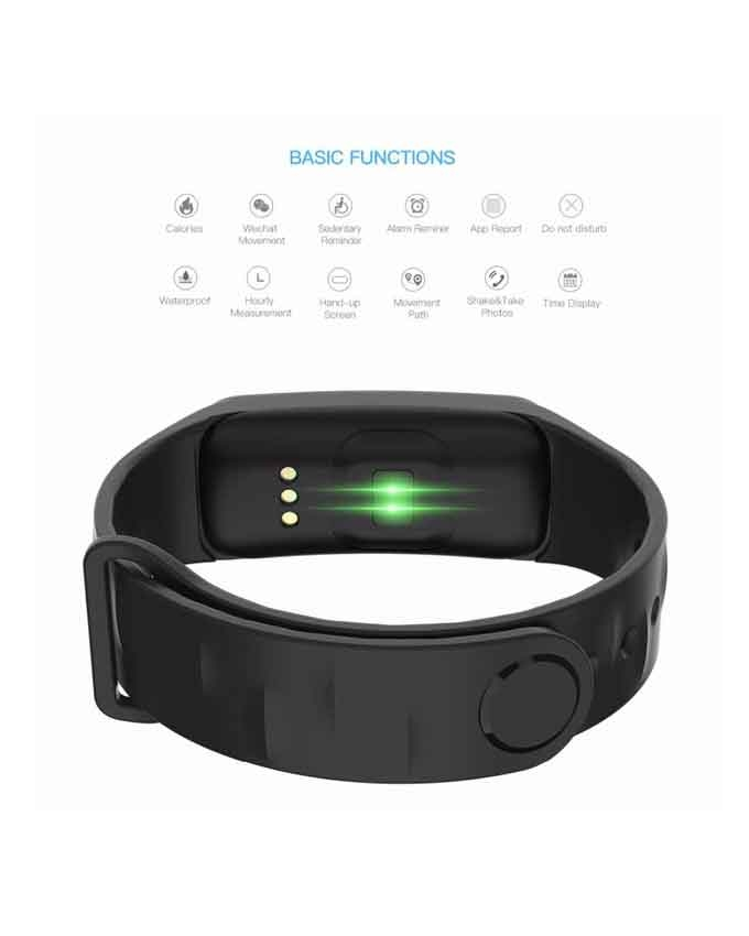 C1 Plus Wearfit Smart Band Passometer Activity Tracker Smart